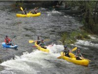 Canoas en Pontevedra