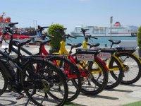 Tour guiado en bicicleta eléctrica Málaga 2 horas