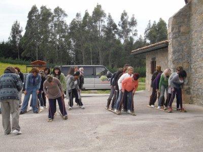 Gymkhana de juegos populares + Menú en Vizcaya