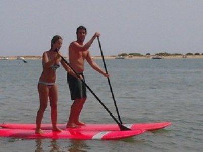 Ida y Vuelta Paddle Surf