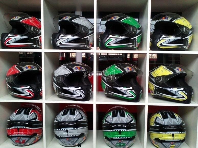 Nuestros cascos