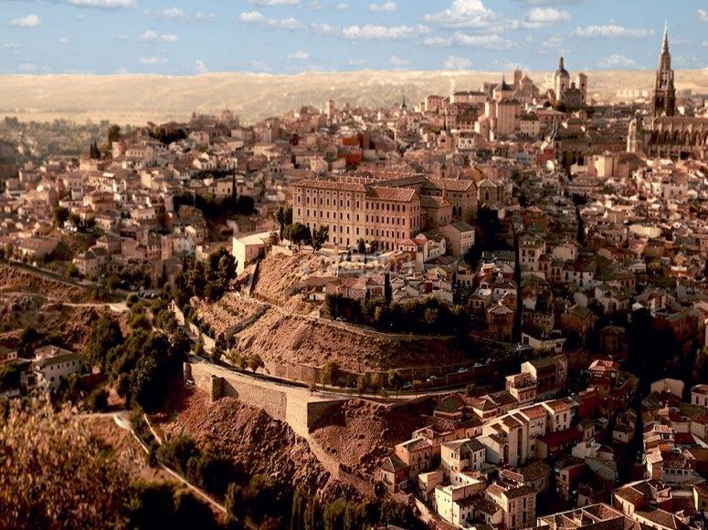 Recorre Toledo