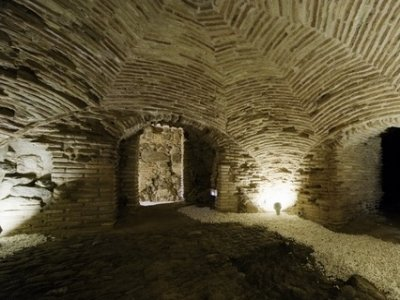 Underground guided tour in Toledo, 2 hours