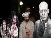 僵尸之夜在托莱多
