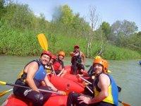 Rafting apto para todos