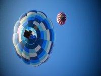 palloncino dal basso