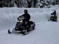 雪地摩托车之旅