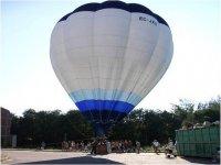 Nuestro globo aeroestatico