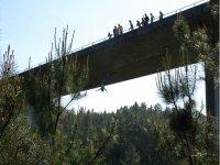 Salto del puente