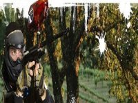 Paintball sul campo