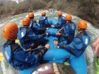 Rafting con Roc roi