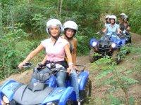 itinerarios en quad