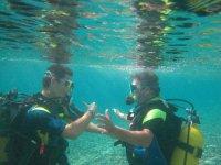practicas acuáticas