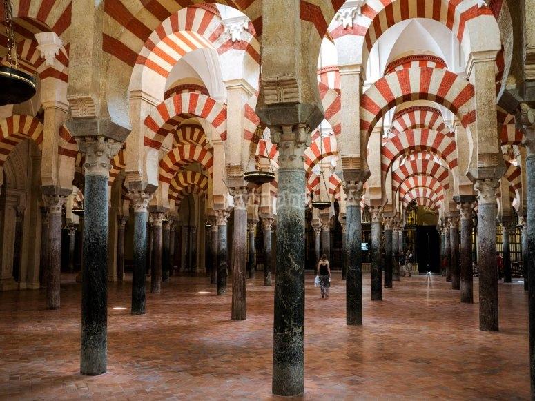 Visita la Moschea di Cordova