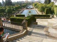 Visita guidata dei Jardines del Alcázar