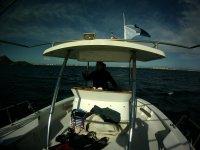 Barco para inmersiones