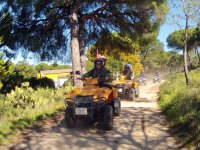 2-Seater Quad Ride in Pinares Cartaya, 1h30m