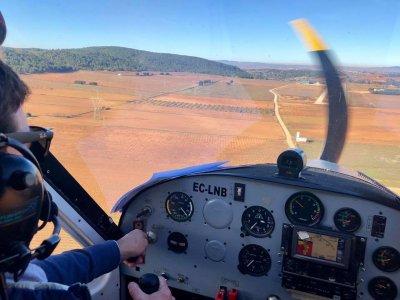 Piloto por un día Vuelo en Avioneta