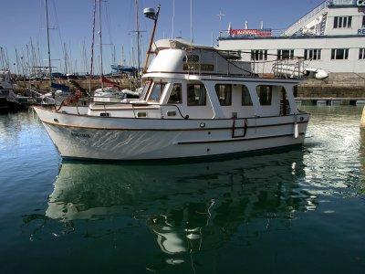 Basic Sailing Captain Practicals, PNB, Vigo