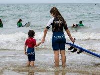 Clase de surf en Cádiz 1 hora y 30 minutos
