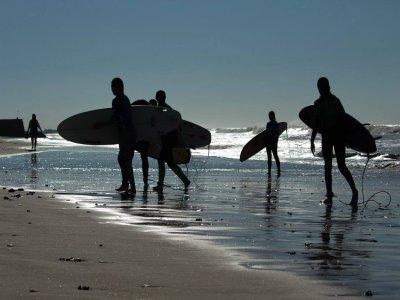 Curso de surf en Cádiz 90 minutos 10 días