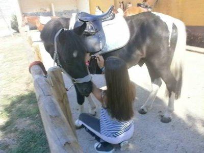 Bono de 10 clases de equitación en Térmens, 10 h