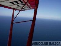 Volando sobre la costa