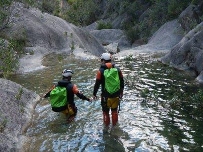 卡斯特利翁的第一级峡谷:Salt del Cabrer