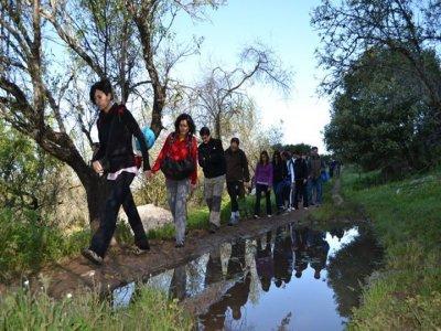 Ruta de senderismo en la Sierra, Córdoba