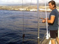 Charter privado de pesca en Puerto Colón. 2 h