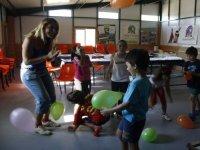 Actividades divertidas con globos