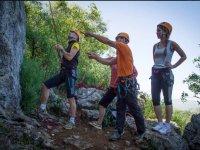 Curso iniciacion a la escalada