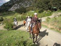 骑马穿越Las Navillas