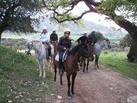骑马在Las Navillas