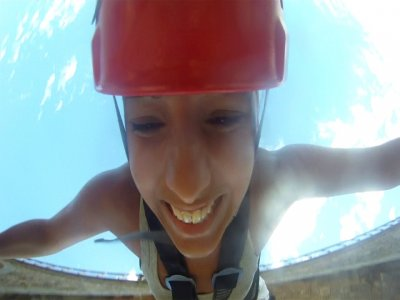 Bungee Jumping + GoPro Video, Near Valencia