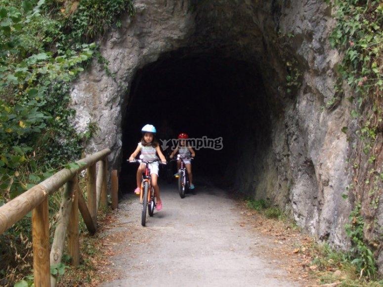 Lasciando il tunnel
