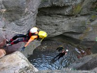 Canyoning in Huelva