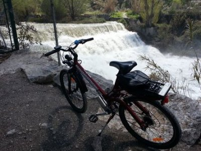 Ruta en bici eléctrica por Sierra Nevada, 2 horas