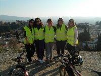 Pack ruta en segway y en bici eléctrica, Granada