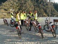 Alquiler de bicicleta eléctrica, Granada, 4 horas