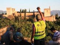 Visita guiada por Granada, especial fotografías