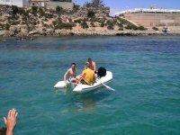Paseo en lancha desde Santa Pola o Alicante, 4h