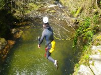 Jump to the river