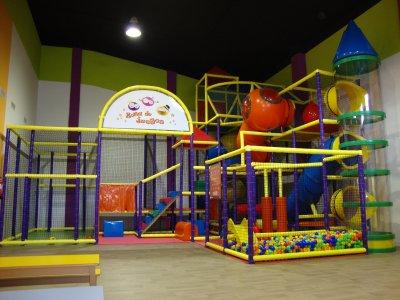 Chisgarabís Parques Infantiles
