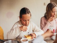 Breakfast in Primorias