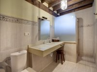 Baño casa rural Llanes