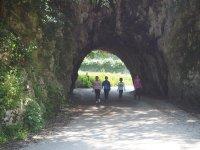 Cave excursion Llanes