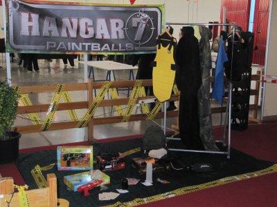 Hangar 7 Paintballs Campamentos Urbanos