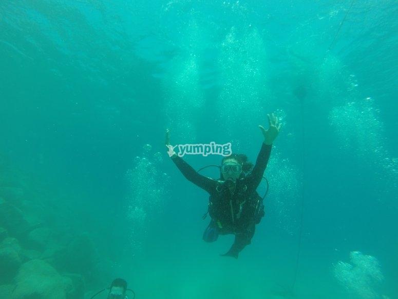 Battesimo d'immersione