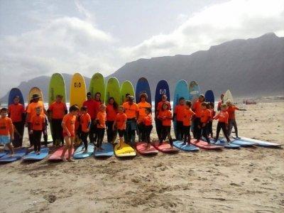 Franito Surf School Campamentos de Surf